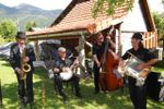 Jazz Band au Vin d'Honneur