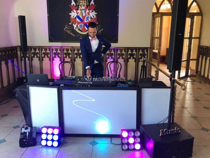 Installation DJ oliverc