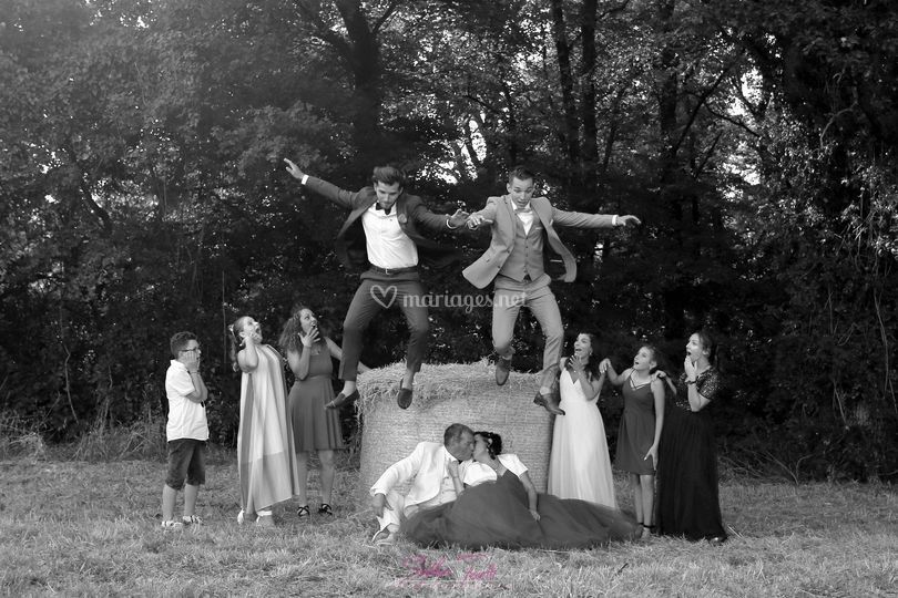 Famille mariage
