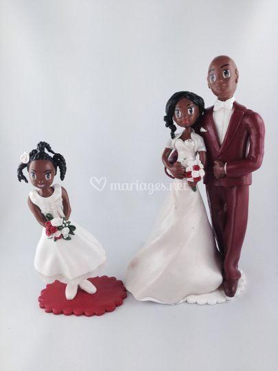 Mariage de B&F
