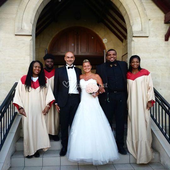 Ck's Wedding