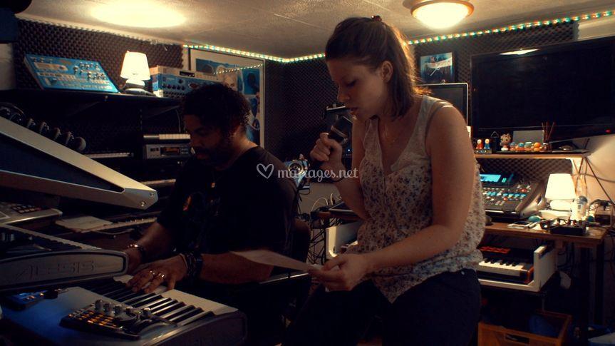 Temps studieux en studio