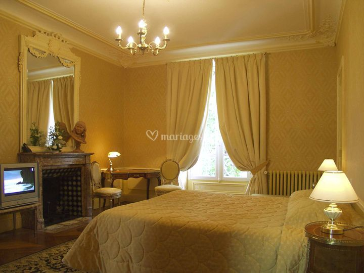 Chambre grand confort luxe