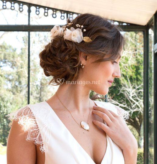 Peigne Rosa Gallica