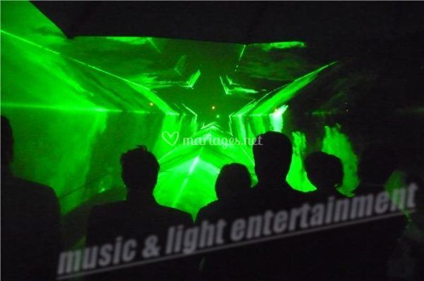 Music & Light  Entertainment