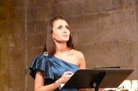 Emilie Boudeau - Soprano