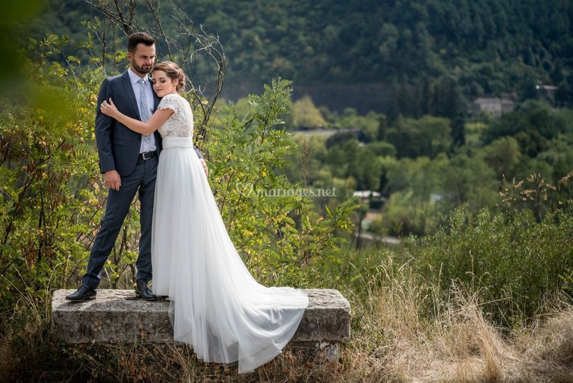 Mariage à Anduze
