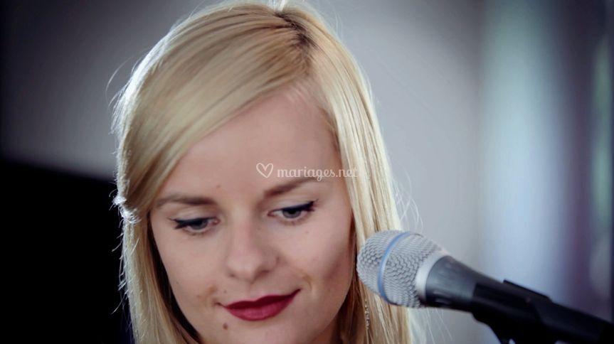 Orphée - chanteuse mariage