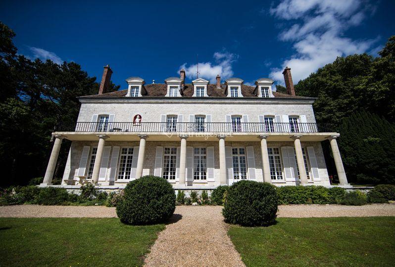 Le Château du Chesney