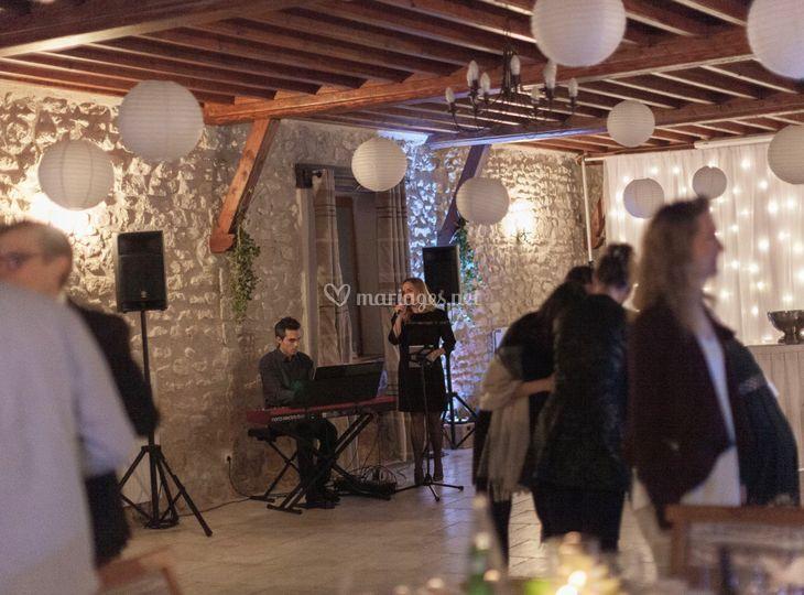 Orphée - orchestre mariage