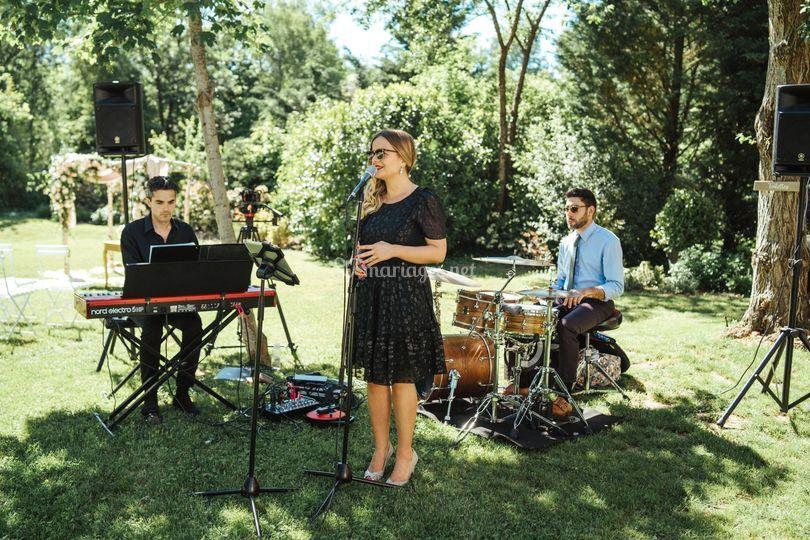 Orphée groupe musique mariage