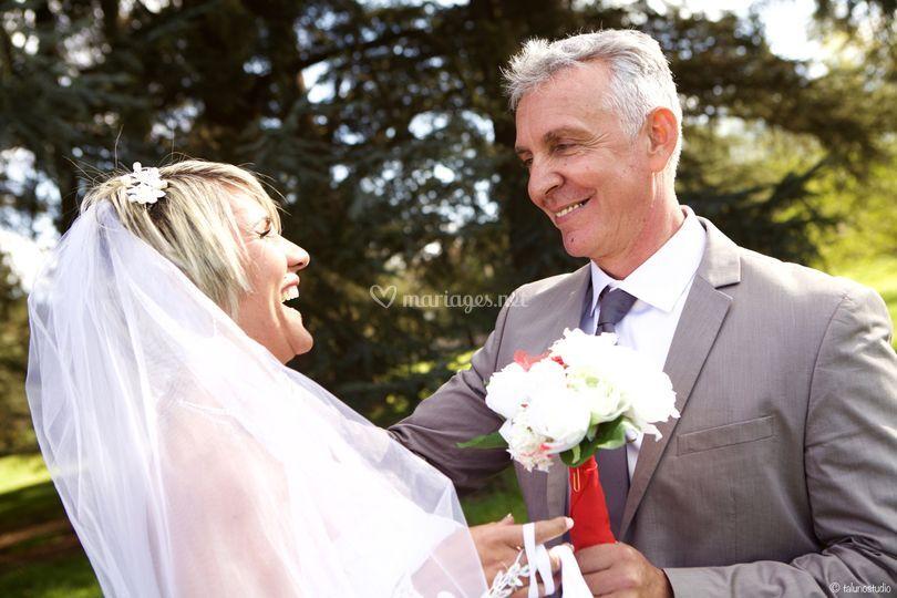 Mariage de N&D à Corbas