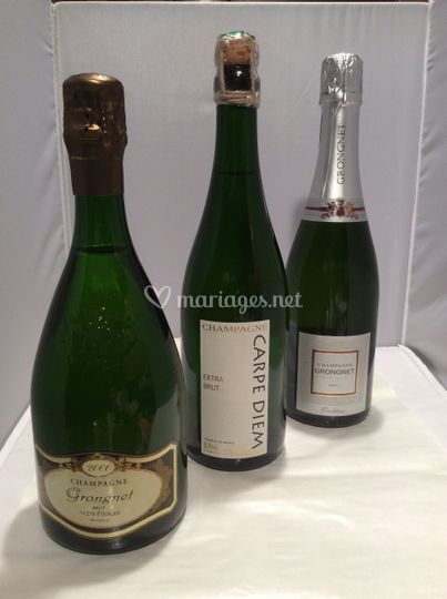 Champagne Grongnet