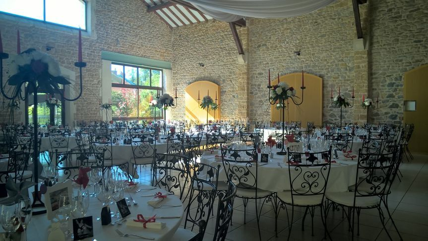Mariage 220 pers