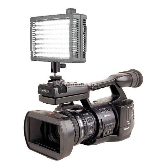 Caméra avec torche