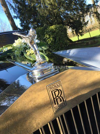 Face avant Rolls Royce