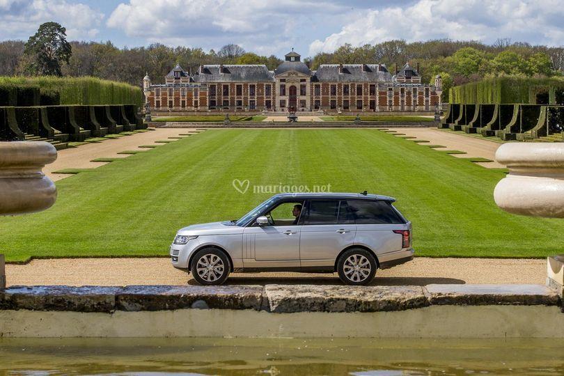 Range Rover mariage Normandie
