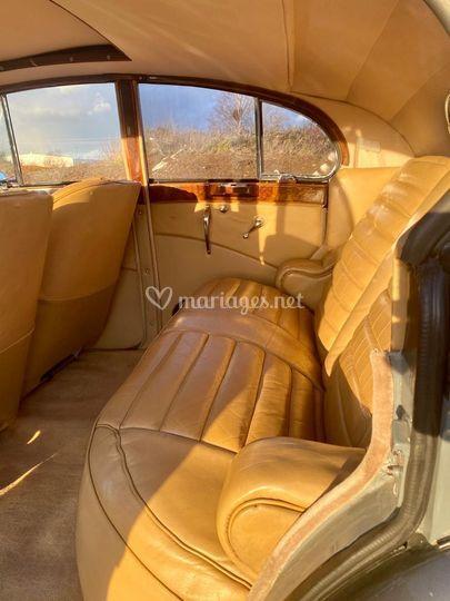 Interieur Jaguar Mark V