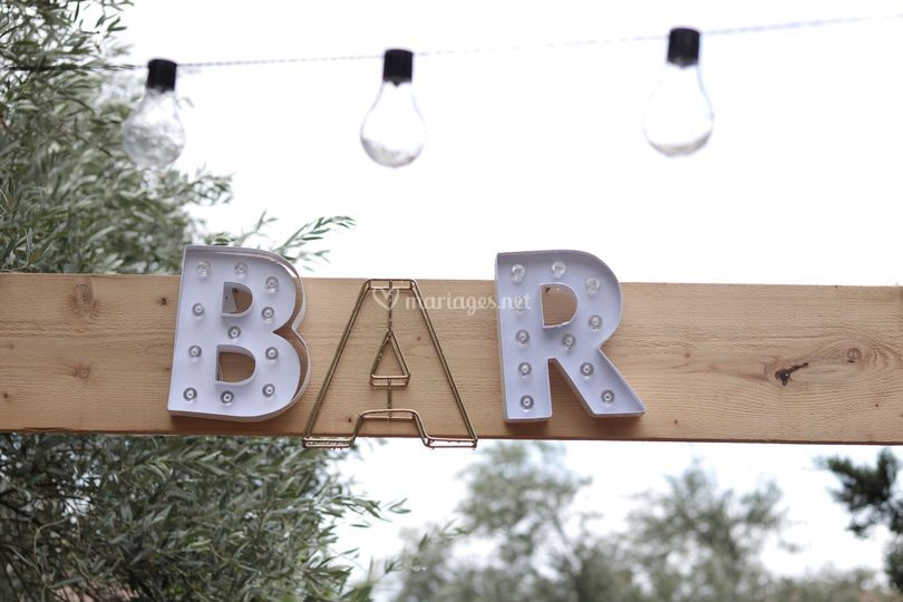 Bar guinguette