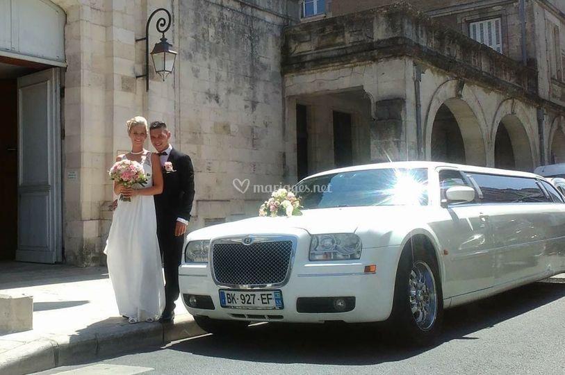 limousine mariage la rochelle sur prestige organisation location rolls royce - Location Rolls Royce Mariage