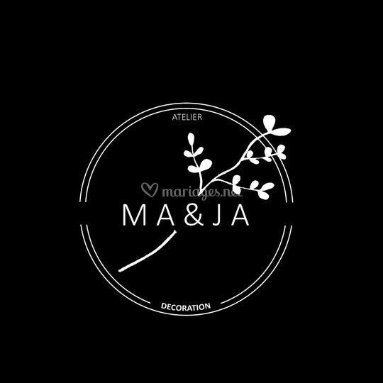 Logo atelier MA&JA