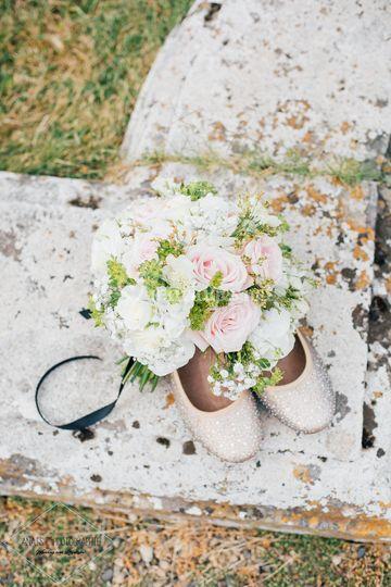 Bouquet de mariée de Mary kate
