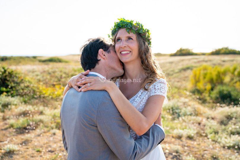 Mariage à Hoedic
