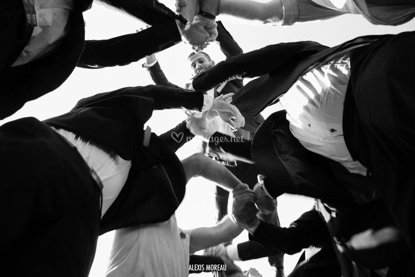 Photo mariage cotes d'Armor