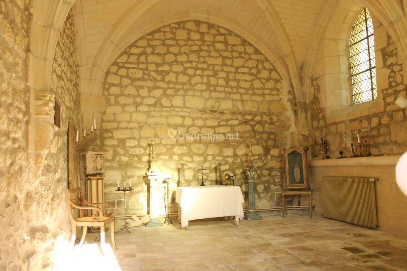 Notre chapelle est un monument