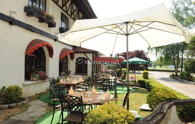 Le pot d 39 tain for Restaurant le jardin 02190 neufchatel sur aisne
