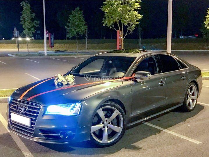 Audi S8 III V8 520ch Quattro