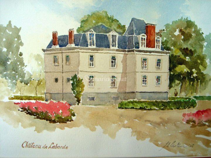 Château de Laborde