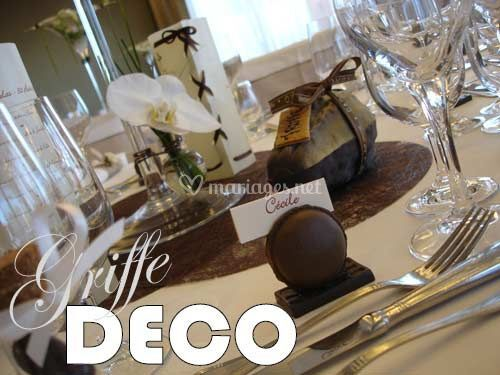 Griffe d co for Decoration 3 chocolat
