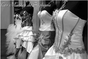 Les Mariées de Stéphanie