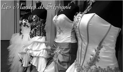 Les Mariées de Stéphanie 1