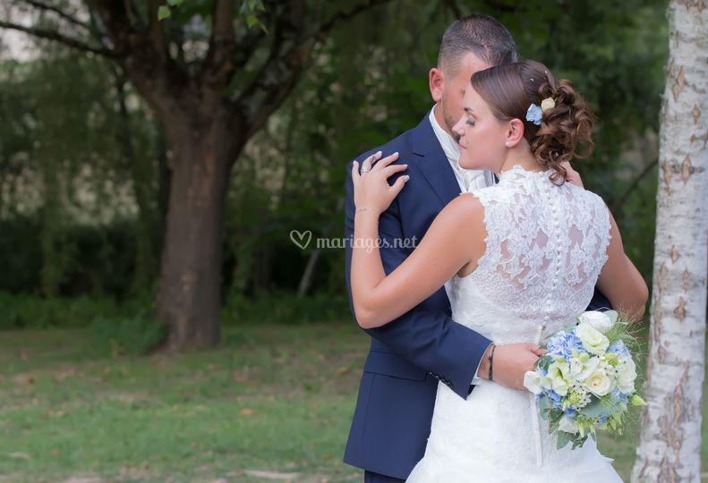 Couple mariage Dordogne