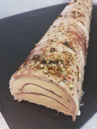 Foie gras Luculus