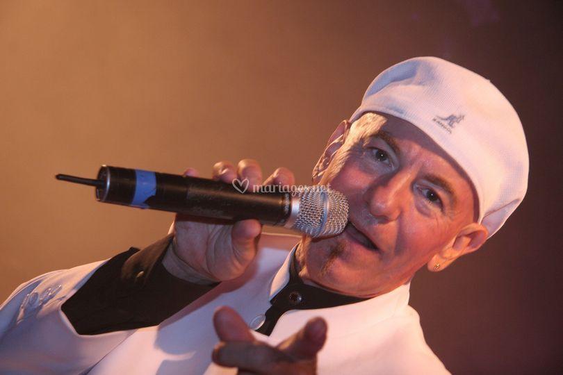 Singer Roger