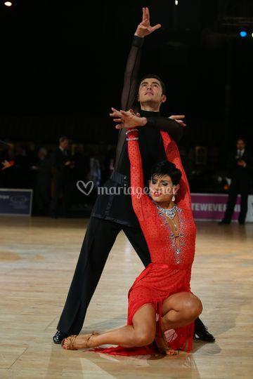 Danse latine - rumba