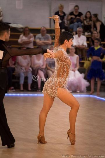 Danse latine - chacha