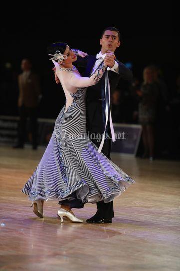 Danse standard - valse