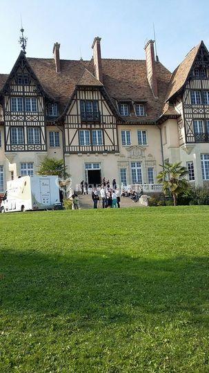 Au château de Chantilly