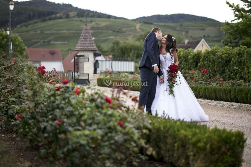 Mariage photos couple
