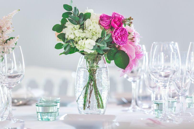 Bouquet, décoration