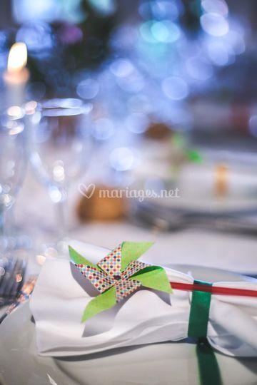 Mariage, photo de détail