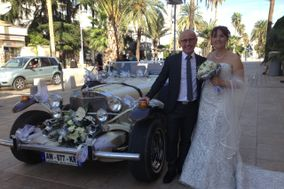 Mariage Voiture 83