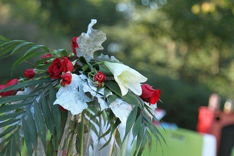 Décoration floral extérieur