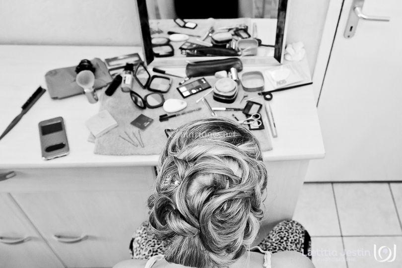 Préparation au maquillage