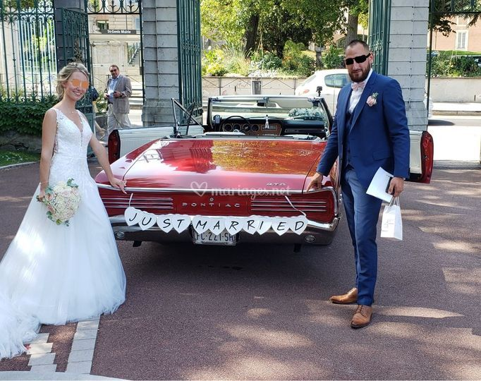 Just married GTO