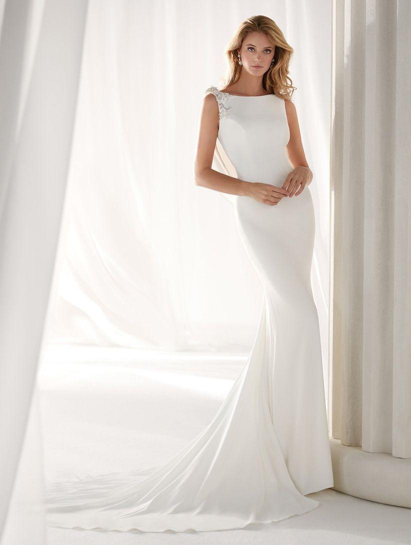 13818df8f18 60 robes de mariée simples